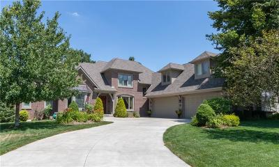 Fishers Single Family Home For Sale: 11001 Harbor Bay Drive