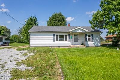 Madison County Single Family Home For Sale: 5141 North State Road 9
