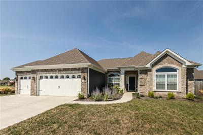 Greenwood Single Family Home For Sale: 1480 Trailside Drive