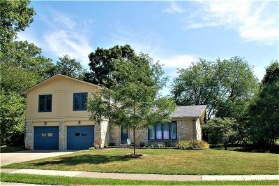 Single Family Home For Sale: 5630 Elderberry Road