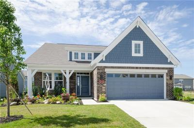McCordsville Single Family Home For Sale: 6323 West Cedar Chase Drive