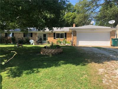 Cloverdale Single Family Home For Sale: 4239 East County Road 1300 S