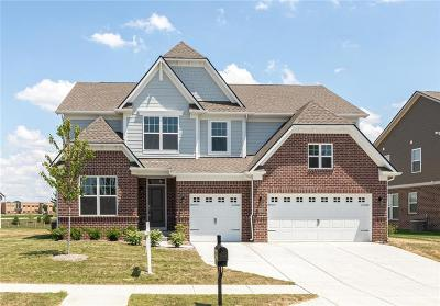 Fishers Single Family Home For Sale: 15650 Whelchel Drive