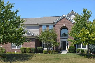 Fishers Single Family Home For Sale: 12391 Brandamore Lane