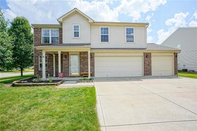 McCordsville Single Family Home For Sale: 6561 West Irving Drive