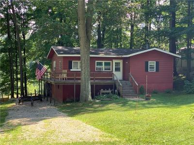Parke County Single Family Home For Sale: 1943 South Lee Kay Drive