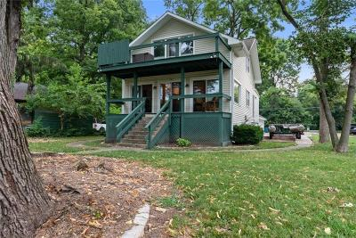 Indianapolis Single Family Home For Sale: 7001 Riverfront Avenue