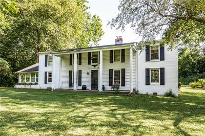 Indianapolis Single Family Home For Sale: 6040 East Southport Road