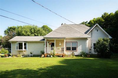 Avon Single Family Home For Sale: 5828 East County Road 100 N