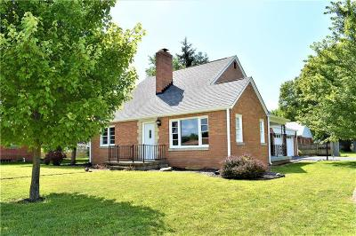 Plainfield IN Single Family Home For Sale: $239,900