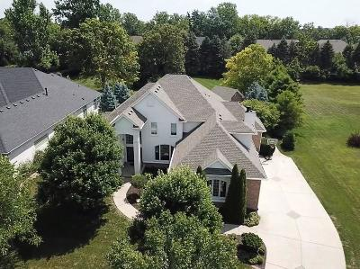 Indianapolis Single Family Home For Sale: 7115 Misty Woods Lane