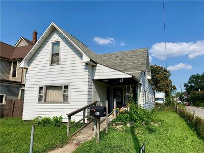 Indianapolis IN Single Family Home For Sale: $199,000