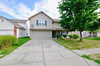 Indianapolis Single Family Home For Sale: 6408 Lonestar Drive