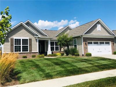Fishers Single Family Home For Sale: 16200 Vintner Drive