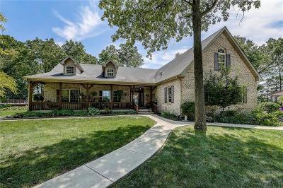 Sheridan Single Family Home For Sale: 8847 North 800 E