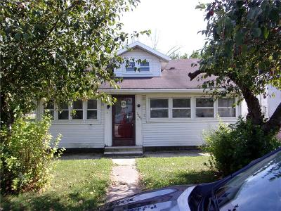Madison County Single Family Home For Sale: 7561 West State Road 28 Highway