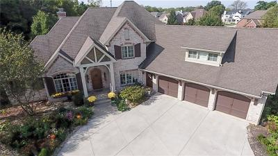 Noblesville Single Family Home For Sale: 16157 Morningside Court
