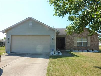 Madison County Single Family Home For Sale: 1221 Wolf Run Court