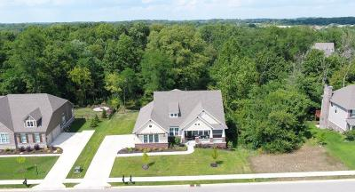 Fishers Single Family Home For Sale: 16326 Hunting Meadow Drive