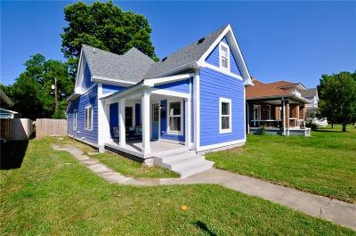 Indianapolis Single Family Home For Sale: 4126 Rookwood Avenue
