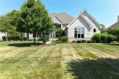 Noblesville Single Family Home For Sale: 11382 Hanbury Manor Boulevard