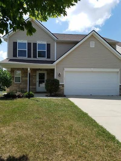 Noblesville Single Family Home For Sale: 15543 Old Pond Circle