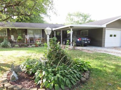 Madison County Single Family Home For Sale: 77 Circle Drive