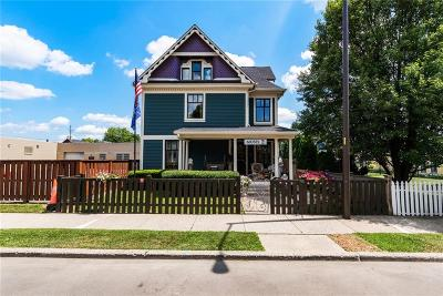 Single Family Home For Sale: 1933 Central Avenue