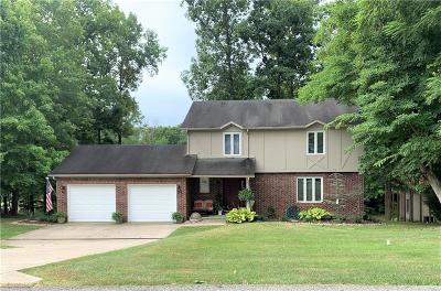 Martinsville Single Family Home For Sale: 1845 Red Fox Court E