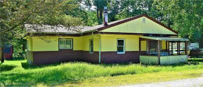 Martinsville Single Family Home For Sale: 6805 State Road 67 N