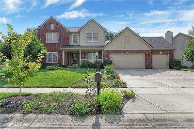 Fishers IN Single Family Home For Sale: $395,000