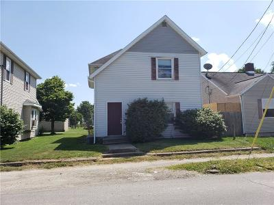 Delaware County Single Family Home For Sale: 601 West 8th Street