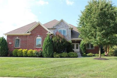 Greenwood Single Family Home For Sale: 2780 Coventry Lane