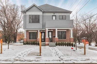 Indianapolis Single Family Home For Sale: 650 East 13th Street