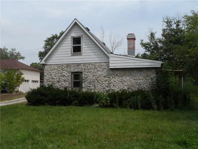 Coatesville Single Family Home For Sale: 5355 Milton Street