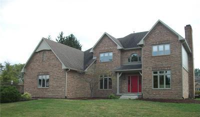 Single Family Home For Sale: 8847 Major Run
