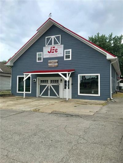 Martinsville Commercial For Sale: 310 West Morgan Street