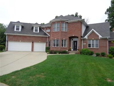 Indianapolis Single Family Home For Sale: 7510 Sly Fox Drive