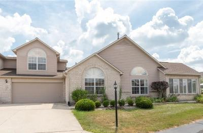 Indianapolis Condo/Townhouse For Sale: 11330 Winding Wood Court
