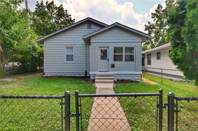 Indianapolis Single Family Home For Sale: 315 Bernard Avenue