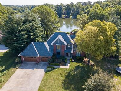 Martinsville Single Family Home For Sale: 2945 North Country Club Road