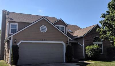 Single Family Home For Sale: 7730 Geist Estates Court
