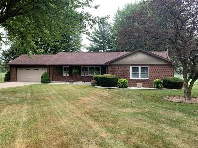 Montgomery County Single Family Home For Sale: 210 Circle Drive