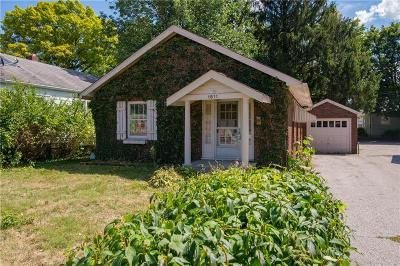 Indianapolis Single Family Home For Sale: 1811 Broad Ripple Avenue