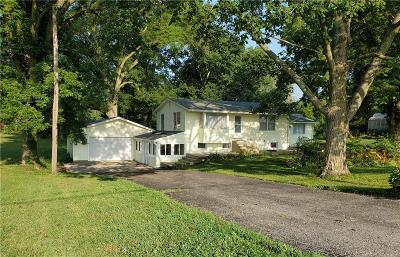 Fortville Single Family Home For Sale: 12041 Florida Road