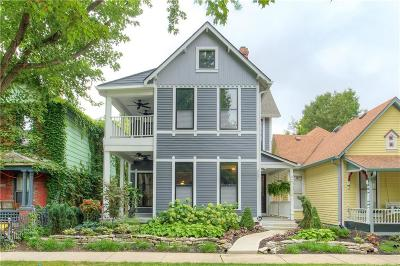 Indianapolis Single Family Home For Sale: 231 East 11th Street