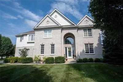 Fishers Single Family Home For Sale: 14564 Christie Ann Drive