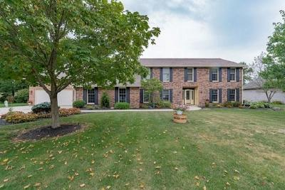 Delaware County Single Family Home For Sale: 8211 North Wilderness Road