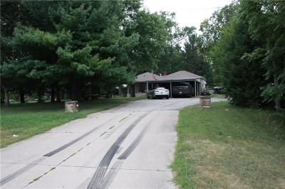 Plainfield IN Single Family Home For Sale: $205,000
