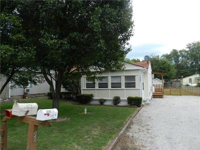 Fairland Single Family Home For Sale: 5560 North Clover West Drive